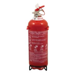 Πυροσβεστήρας 2Kg Ξηράς Σκόνης με Μεταλλική Βάση