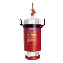 Πυροσβεστήρας 25Kg Τοπικής Εφαρμογής INOX  Ξηράς Σκόνης