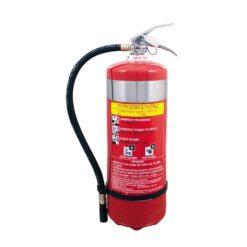 Πυροσβεστήρας 6Lt Αφρού INOX