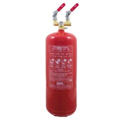 Πυροσβεστήρας 6Kg Τοπικής Εφαρμογής 2 Βάνες  Ξηράς Σκόνης