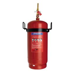 Πυροσβεστήρας 50Kg  Τοπικής Εφαρμογής Θέση για Πυροκροτητή Ξηράς