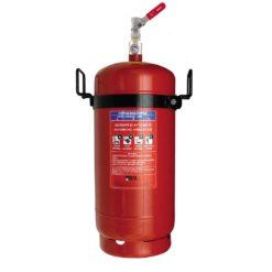Πυροσβεστήρας 25Kg Τοπικής Εφαρμογής 1 Βάνα  Ξηράς Σκόνης