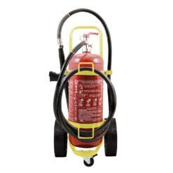Τροχήλατος Πυροσβεστήρας 100Lt Αφρού