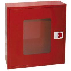 Πυροσβεστική Φωλιά με Ανέμη & Διάφανη Πόρτ