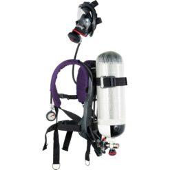 Αυτόνομη Αναπνευστική Συσκευή 6Lt με Φιάλη από Ανθρακονήματα