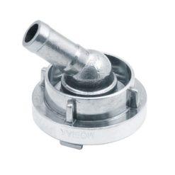 Προσαρμογέας STORZ Άλουμινίου 2 X 1 inch για λάστιχο νερού 1 inc