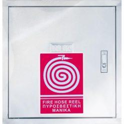 Ανοξείδωτη Πυροσβεστική Φωλιά με Γάντζο ΙΝΟΧ 304 MBK