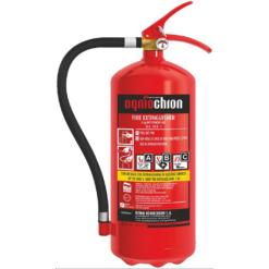 Πυροσβεστήρας 6Kg Ξηράς Σκόνης Ευρωπαϊκής Κατασκευής