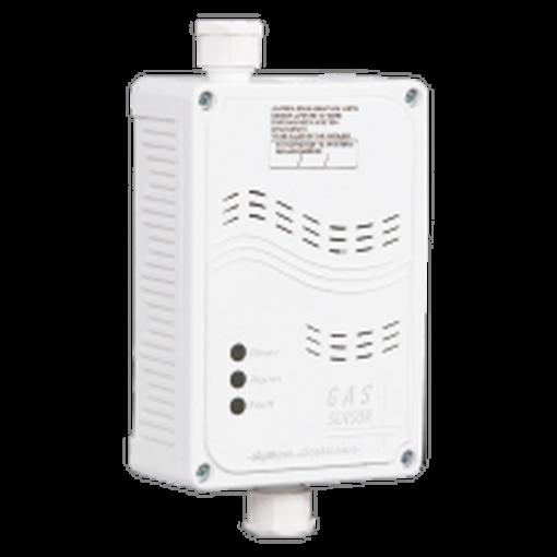Αυτόνομος ανιχευτής γκαζιού (IP 42) με ρελέ και buzzer
