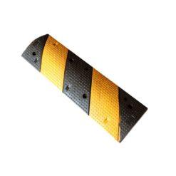 Σαμαράκι δρόμων από ελαστικό με μήκος 100cm x πλάτος 30cm x ύψος