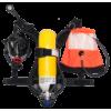 Αναπνευστική Συσκευή 6Lt, με θέση για 2ο άτομο (κουκούλα)